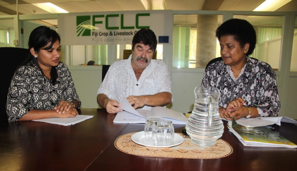 FCLC Moves Office